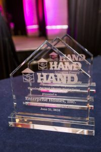 The HAND 2016 Annual Meeting and Housing Expo kicked off the organization's 25th Anniversary on Tuesday, June 21, 2016 at the Crystal Gateway Marriott in Arlington, Virginia. (Photo by http://www.MomentaCreative.com)