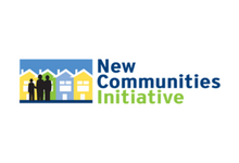 New Communitites Initiative sponsor logo