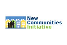 New Communitites Initiative sponsor logo