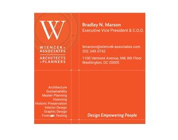 W+ A Associates Sponsor Logo