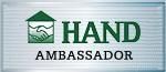 hand ambassador logo